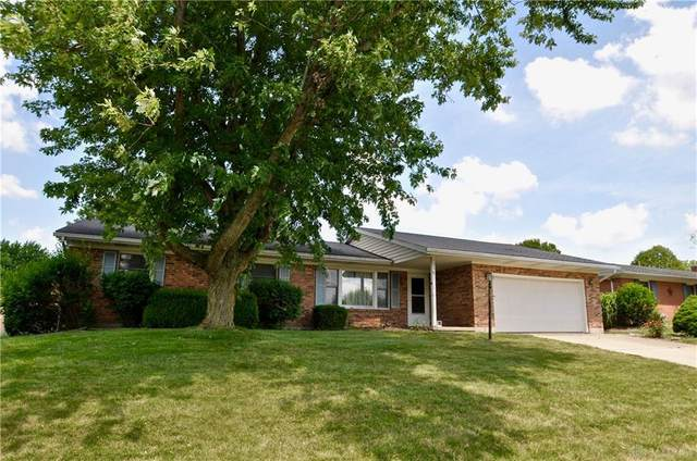 1318 Greenmoore Court, Greenville, OH 45331 (MLS #822248) :: Denise Swick and Company