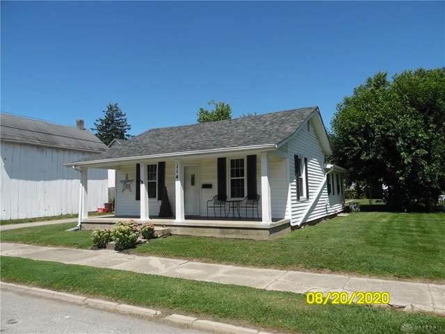 114 E Mechanic Street, Eaton, OH 45320 (MLS #822341) :: The Westheimer Group