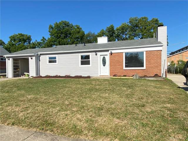 193 Lawrence Avenue, Miamisburg, OH 45342 (MLS #822582) :: Denise Swick and Company