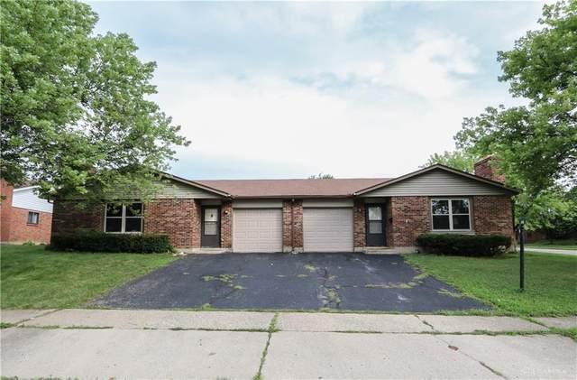 1403-1405 Minstrel Drive, West Carrollton, OH 45449 (MLS #823021) :: The Westheimer Group