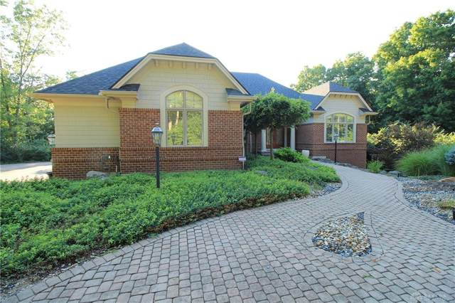 5049 Rolling Woods Trail, Kettering, OH 45429 (MLS #823057) :: The Gene Group