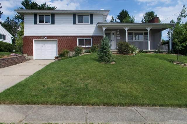 1242 Davis Drive, Fairborn, OH 45324 (MLS #823300) :: The Gene Group