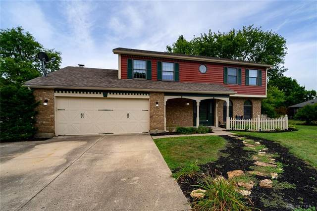 639 Birchcreek Way, Springboro, OH 45066 (MLS #823409) :: The Gene Group