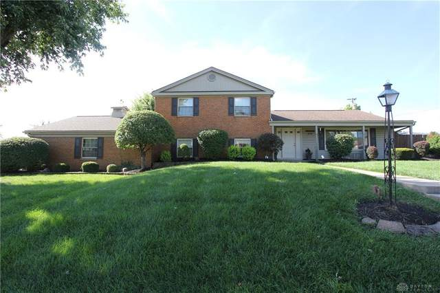 424 Blue Jay Drive, Vandalia, OH 45377 (MLS #823663) :: The Gene Group