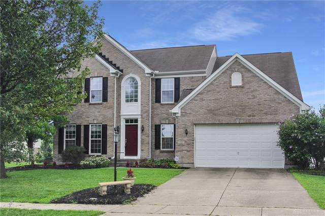 345 E Manor Drive, Clearcreek Twp, OH 45066 (MLS #824105) :: The Gene Group