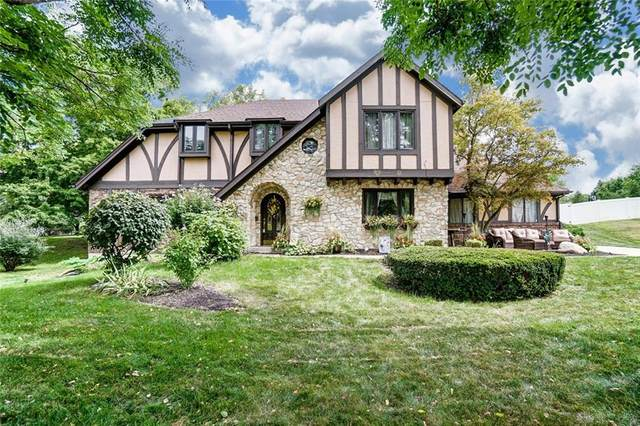 6740 Oakfield Drive, Clayton, OH 45415 (MLS #824841) :: The Westheimer Group