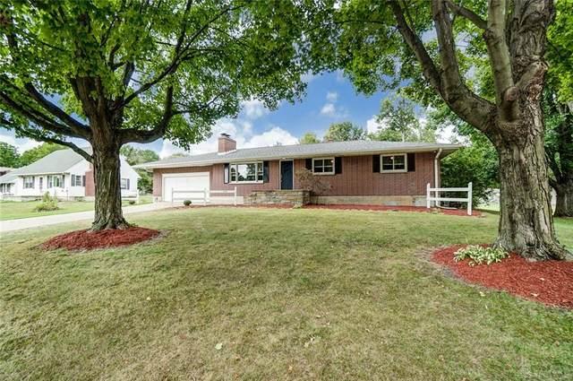 3598 Winston Churchill Drive, Beavercreek, OH 45432 (#824898) :: Century 21 Thacker & Associates, Inc.