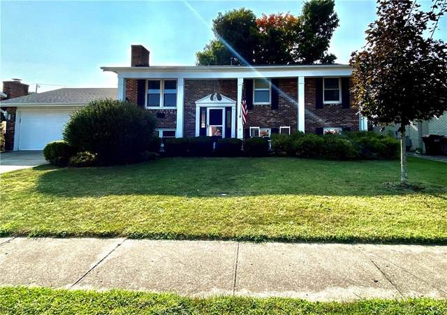 670 Eden Roc Drive, Xenia, OH 45385 (MLS #825399) :: The Gene Group