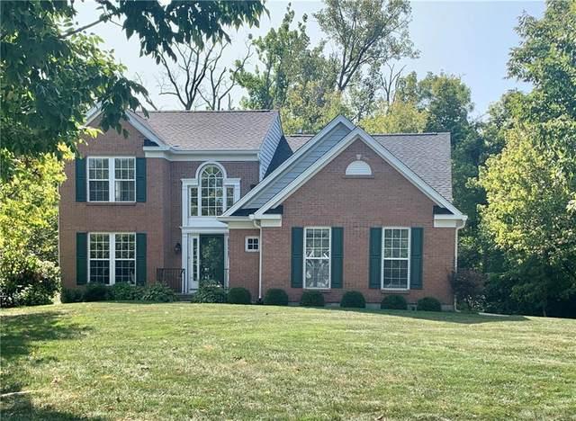 1750 Olde Haley Drive, Centerville, OH 45458 (#825773) :: Century 21 Thacker & Associates, Inc.
