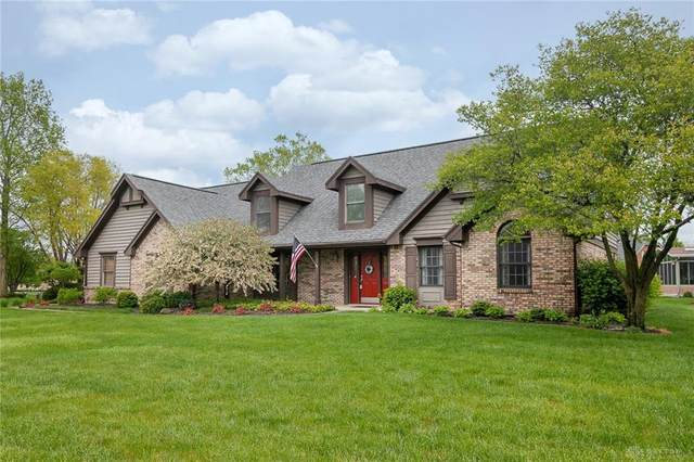 10480 Stream Park Court, Washington TWP, OH 45458 (MLS #826249) :: The Westheimer Group
