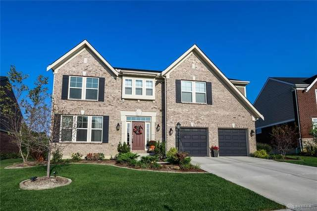 185 Woodstream Drive, Springboro, OH 45066 (MLS #826429) :: The Westheimer Group
