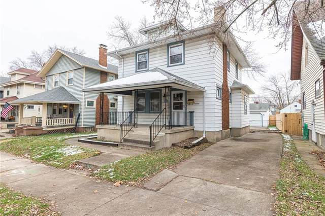 1318 Arbor Avenue, Dayton, OH 45420 (MLS #827097) :: Denise Swick and Company