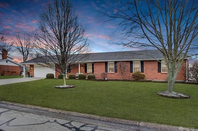 1267 Hillside Drive, Greenville, OH 45331 (MLS #827898) :: The Gene Group