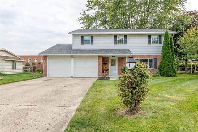 1709 E Parkway Drive, Piqua, OH 45356 (MLS #828061) :: The Gene Group