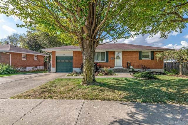 1413 Woodman Drive, Dayton, OH 45432 (MLS #828329) :: The Gene Group