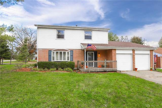 1353 Joyce Drive, Xenia, OH 45385 (MLS #829251) :: The Westheimer Group