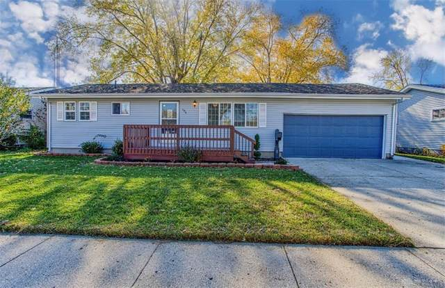 586 Miami Street, Troy, OH 45373 (MLS #829709) :: The Westheimer Group