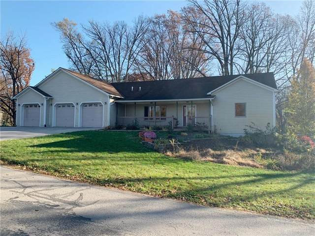 1201 Main Drive, Greenville, OH 45331 (MLS #829813) :: Denise Swick and Company