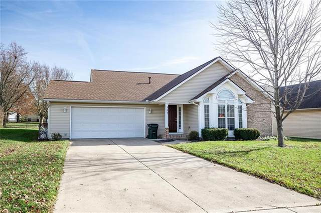 137 Zachery Drive, Middletown, OH 45042 (MLS #830249) :: The Westheimer Group