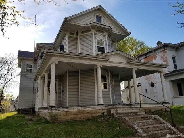 208 Washington Avenue, Greenville, OH 45331 (MLS #830319) :: The Westheimer Group