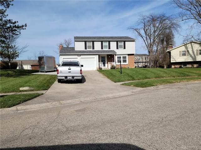 6451 Westbay Court, Trotwood, OH 45426 (MLS #830387) :: Denise Swick and Company