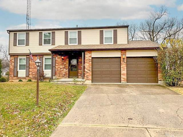 6328 Burkwood Drive, Clayton, OH 45315 (MLS #830588) :: Denise Swick and Company