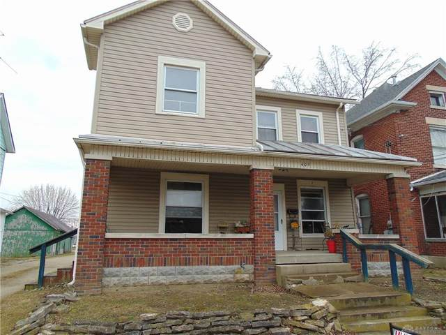 409 Martin Street, Greenville, OH 45331 (MLS #831755) :: The Westheimer Group