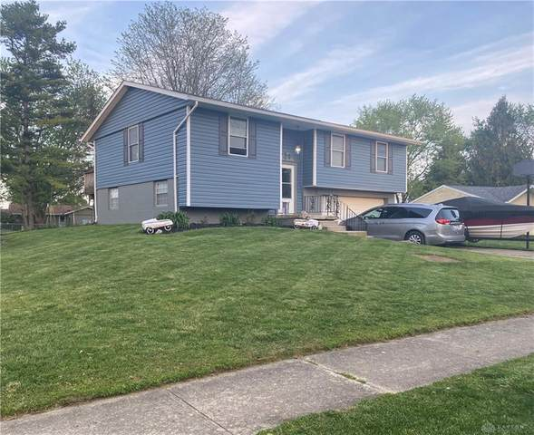 158 Berkeley Court, Cedarville Vlg, OH 45314 (MLS #831880) :: Denise Swick and Company