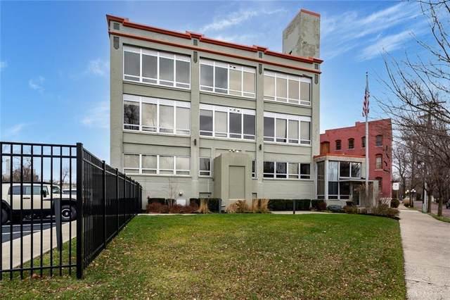 207 E 6th Street #303, Dayton, OH 45402 (MLS #832023) :: Denise Swick and Company