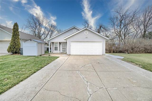 2025 Monarch Drive, Middletown, OH 45044 (MLS #832426) :: Denise Swick and Company