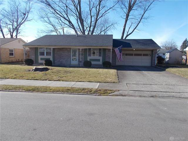 730 Maplecrest Drive, Troy, OH 45373 (MLS #833072) :: Denise Swick and Company