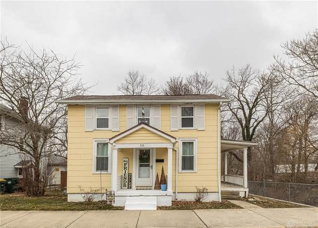 30 Western Avenue, Brookville, OH 45309 (MLS #833082) :: Denise Swick and Company