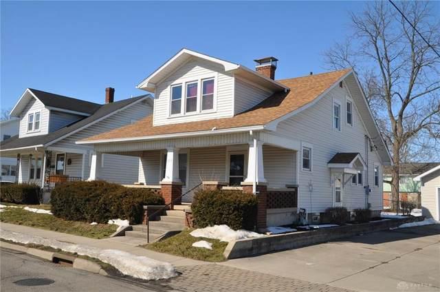 603 W Main Street, Tipp City, OH 45371 (MLS #834271) :: Denise Swick and Company