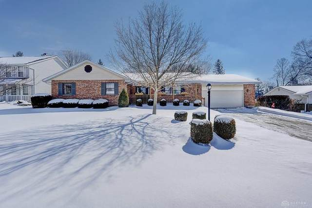 3901 Felice Court, Beavercreek, OH 45432 (MLS #834342) :: Denise Swick and Company