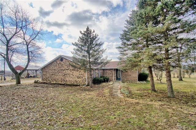 740 Bischoff Road, New Carlisle, OH 45344 (MLS #834775) :: The Westheimer Group