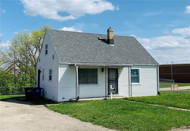 902 Cleverly Road, Dayton, OH 45417 (#834878) :: Century 21 Thacker & Associates, Inc.