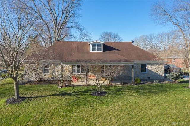1051 Highview Drive, Beavercreek, OH 45434 (MLS #835982) :: The Gene Group
