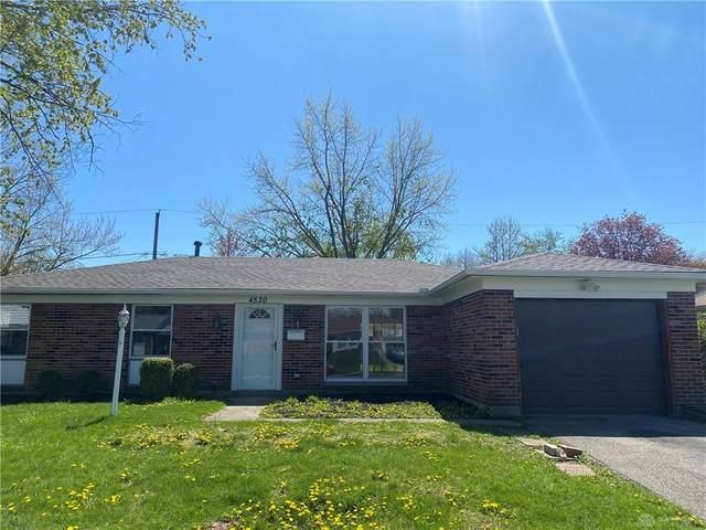 4530 Penhurst Place, Dayton, OH 45424 (MLS #836085) :: The Gene Group