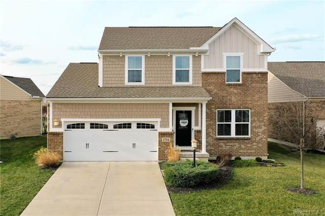 1724 Holly Brook Court, Clearcreek Twp, OH 45458 (MLS #836492) :: The Gene Group