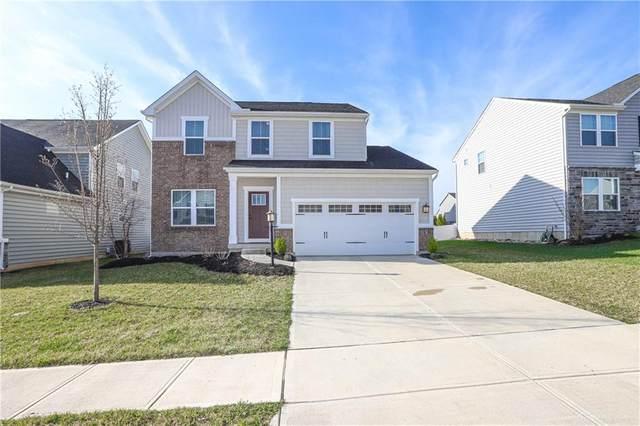 2807 Riverstone Drive, Beavercreek Township, OH 45385 (MLS #836539) :: Bella Realty Group
