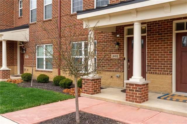 803 Brownstone Row, Springboro, OH 45066 (MLS #836592) :: The Gene Group