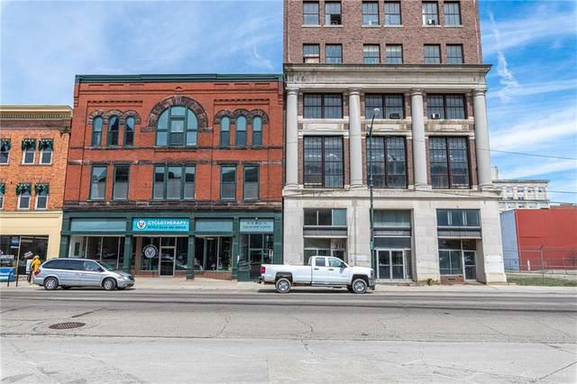 38 W High Street 2B, Springfield, OH 45502 (MLS #836710) :: The Westheimer Group