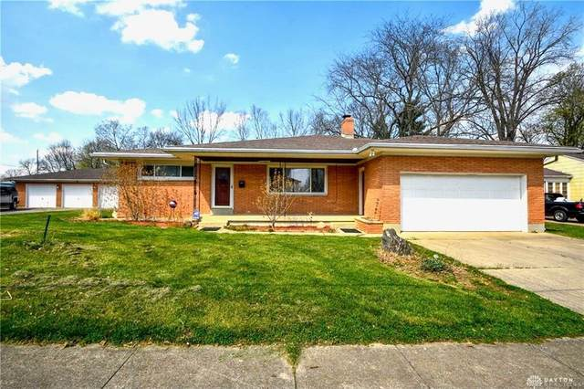 17 E Worley Avenue, Trotwood, OH 45426 (MLS #837195) :: Bella Realty Group