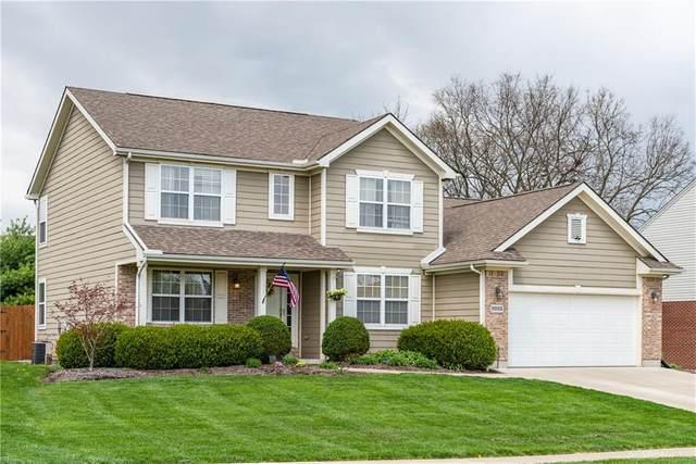 9253 Bennington Way, Clearcreek Twp, OH 45458 (MLS #837335) :: The Swick Real Estate Group