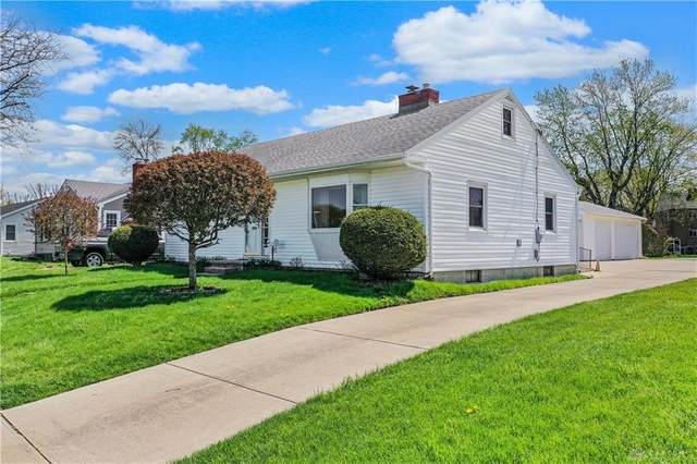 59 E Ankeney Mill Road, Xenia, OH 45385 (MLS #837400) :: The Gene Group