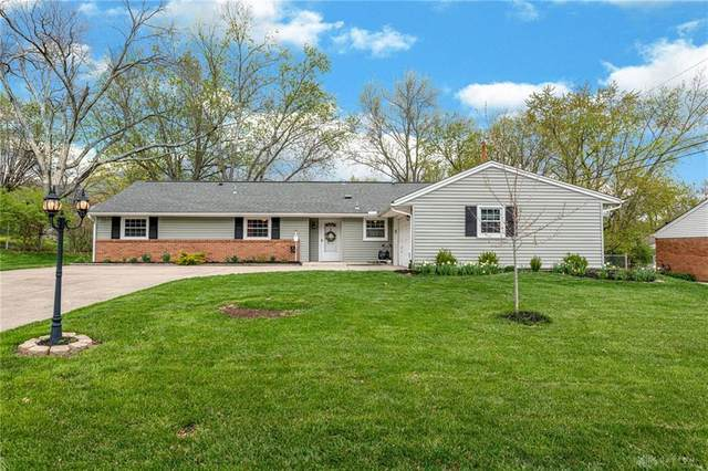 25 Dale Ridge Drive, Centerville, OH 45458 (MLS #837491) :: Bella Realty Group