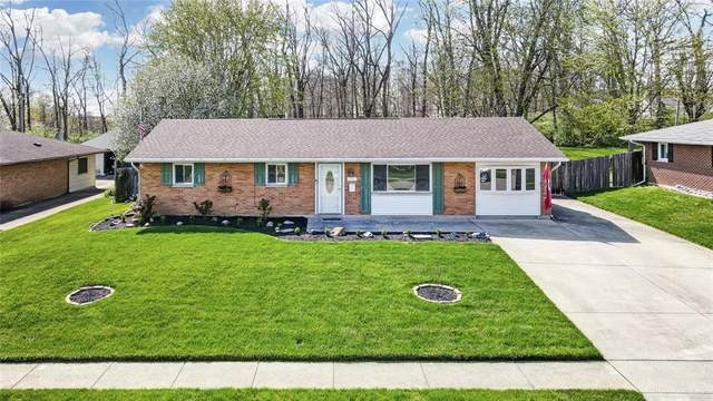 5727 Sparkhill Drive, Dayton, OH 45414 (MLS #837648) :: The Swick Real Estate Group