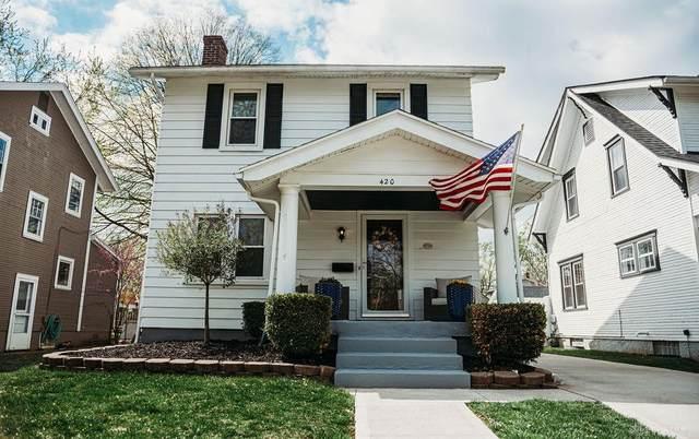420 Monteray Avenue, Oakwood, OH 45419 (#837693) :: Century 21 Thacker & Associates, Inc.