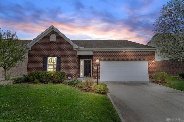 1635 N Wood Creek Drive, Clearcreek Twp, OH 45458 (MLS #837791) :: The Gene Group
