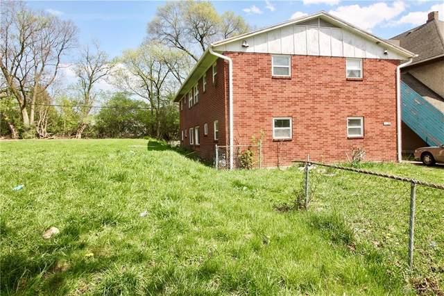 922 Rosedale Drive, Dayton, OH 45402 (MLS #838065) :: The Gene Group